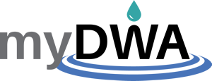 My DWA (Desert Water Agency) Logo